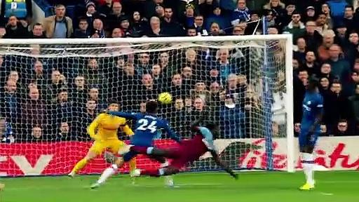 Premier League'de 14. Haftanın En Güzel Kurtarışları (2019/20)