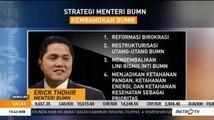 Erick Thohir Siapkan Strategi Pembenahan BUMN