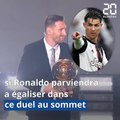 Messi remporte son 6ème Ballon d'or