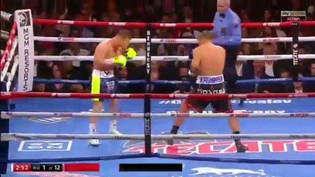 Sergey Kovalev vs Canelo Álvarez  02-11-2019