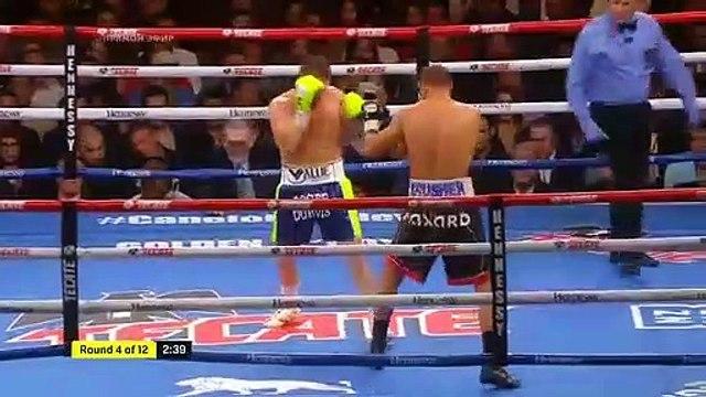 Saul Alvarez vs Sergey Kovalev 02-11-2019