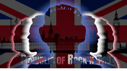 Republic of Rock n Roll - God Saves the Queen