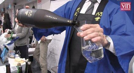 Coup de cœur pour un saké de terroir de la région de Nagano