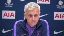 United and Spurs both big clubs - Mourinho