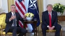 """NATO Genel Sekreteri Stoltenberg: """"Türkiye askeri operasyonunu durdurdu."""