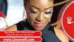 """Bijou Ndiaye """"TFM"""" affiche une belle silhouette dans une robe classe"""