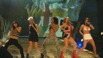 Victoria Beckham revisits Spice Girls dance routine