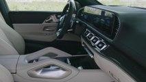 Der neue Mercedes-AMG GLE 63 4MATIC+ und GLE 63 S 4MATIC+ - Das Interieur-Design - progressive Eleganz und robuste Ästhetik