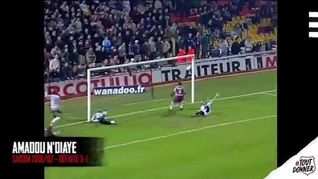 Top buts des Rouge Et Noir  à Metz