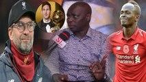 """Messi ballon d'or,Cheikh Tidiane Gomis crie au complot et s'en prend à Klopp""""gueumoul Mané motax..."""""""