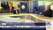 """Hubert Védrine(Institut François Mitterrand) : Trump juge les propos de Macron sur l'Otan """"très insultants"""" - 03/12"""