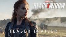 Black Widow Movie (2020) - Scarlett Johansson