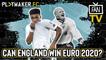 Fan TV   Jadon Sancho to channel Gazza en route to England winning Euro 2020?