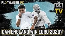 Fan TV | Jadon Sancho to channel Gazza en route to England winning Euro 2020?