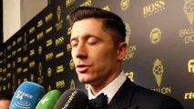 Lewandowski: Messi tarihin en iyilerinden biri
