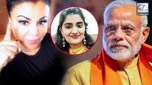 Rakhi Sawant Has A Message For PM Modi After Priyanka Reddy Case