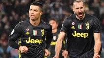 Chiellini claims Real Madrid stopped Cristiano Ronaldo winning Ballon d'Or