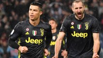 Chiellini claims Real Madrid stopped Cristiano Ronaldo winning Ballon d'Or