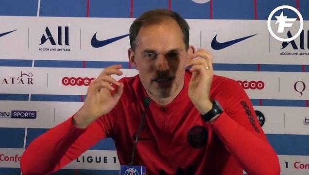 Tuchel estime qu'il est important de parler français dans le vestiaire du PSG