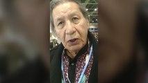 El delegado del Movimiento Indio de América explica el reproche a Martínez Almeida