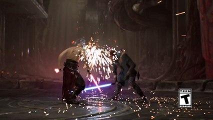 Jedi Fallen Order : publicité de Thanksgiving