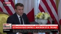 Emmanuel Macron lors du sommet de l'Otan : « Il nous arrive parfois de ne pas être d'accord »