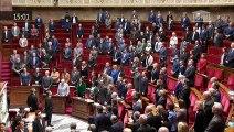 Revivez l'hommage rendu à l'Assemblée Nationale en vidéo.