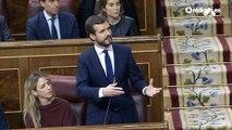 Casado, Abascal y Arrimadas piden a Batet que los partidos nacionalistas corrijan sus formas de jurar el cargo