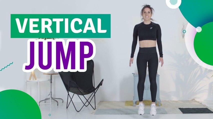 Vertical jump - Fit People