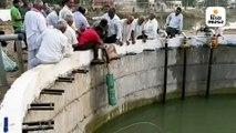 નવાનગરના ખેડૂતોએ કેનાલના પાણીને સમ્પમાં લાવી સ્વખર્ચે સિંચાઈ વ્યવસ્થા ઊભી કરી