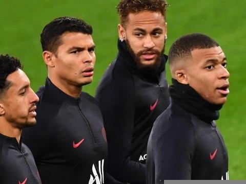 """PSG - La prolongation de Thiago Silva ? """"Rien de nouveau"""", annonce Tuchel"""