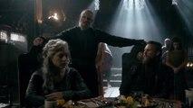 Vikings - Nouvel extrait de la saison 6 avec Lagertha et Bjorn (vo)