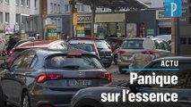 Ruée sur l'essence à Paris : « On nous a dit qu'il y avait peut-être une pénurie »