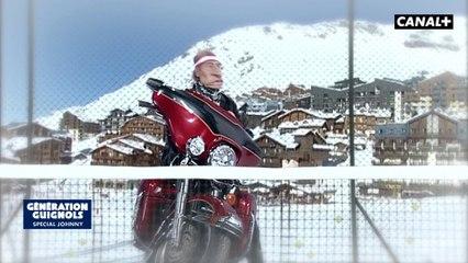 La Suisse, Johnny Hallyday - Les Guignols - Canal+