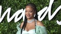 Rihanna Attends the 2019 Fashion Awards
