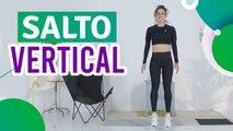 Salto vertical - Sou Fitness
