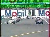 Formule 1 - Grand Prix de France - départ - 1999