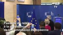 A la Commission européenne, Juncker passe le relais à von der Leyen