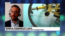 World Disability Day : Day-to-challenges facing people with disabilities?