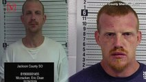 Kansas Man Arrested For Driving a Stolen Vehicle To Bail Out Brother Also Arrested For Driving a Stolen Vehicle