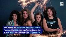Wolfgang Van Halen Speaks out in Defense of Billie Eilish