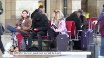 GREVE Vers un jeudi noir en Val de Loire