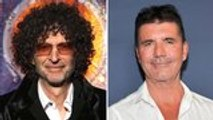 Howard Stern Points Finger at Simon Cowell for Gabrielle Union's 'America's Got Talent' Exit | THR News