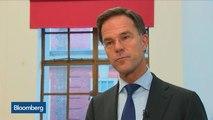 Dutch PM Rutte Says Macron's NATO Analysis 'Broadly Right'