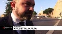 No comment : le Premier ministre maltais visé par des jets d'œufs