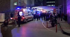 Bursa'da kavga ihbarına giden polis memuru kendi silahıyla başından vuruldu