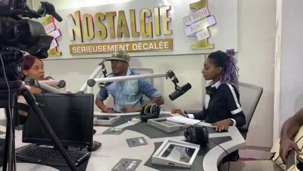 Debordo Leekunfa - Interview @ Nostalgie
