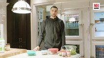 Zach LaVine | Gym and Fridge