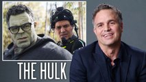 Mark Ruffalo Breaks Down His Most Iconic Characters