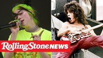 Wolfgang Van Halen Defends Billie Eilish | RS News 12/3/19